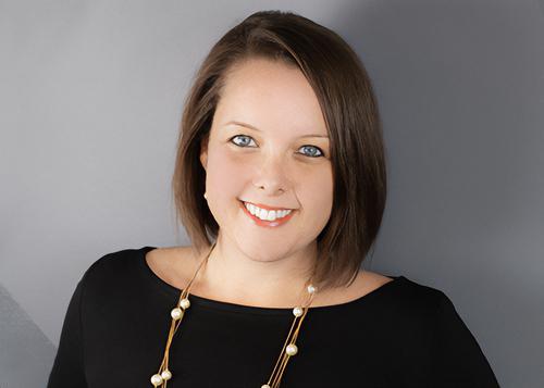 A Photo of Johanna Townsley